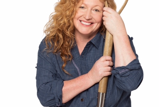 Charlie Dimmock launching exclusive range of gardening products in Poundland