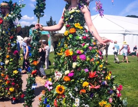 RHS Tatton Flower Show 2016