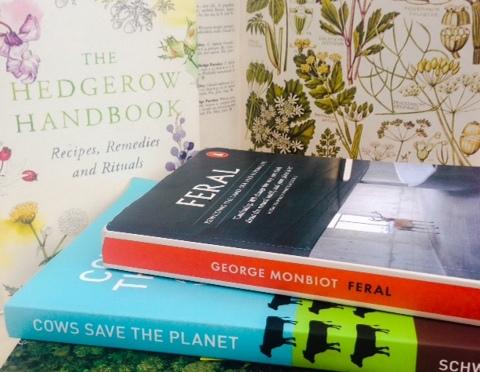 Books For Garden & Nature Lovers