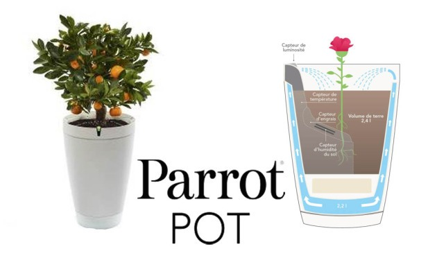 Parrot Pot – A Connected Plant Care Device (Product Review)