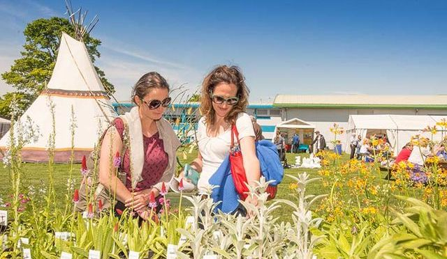 Gardening Scotland June – Tickets just £10 at mo…