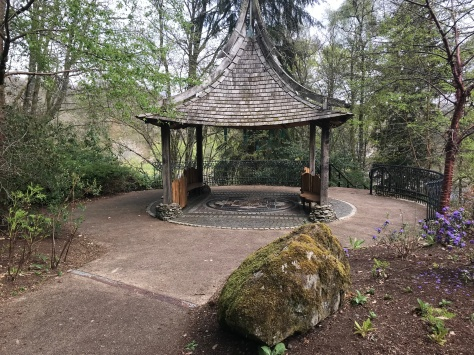 The Explorer's Garden in Pitlochry