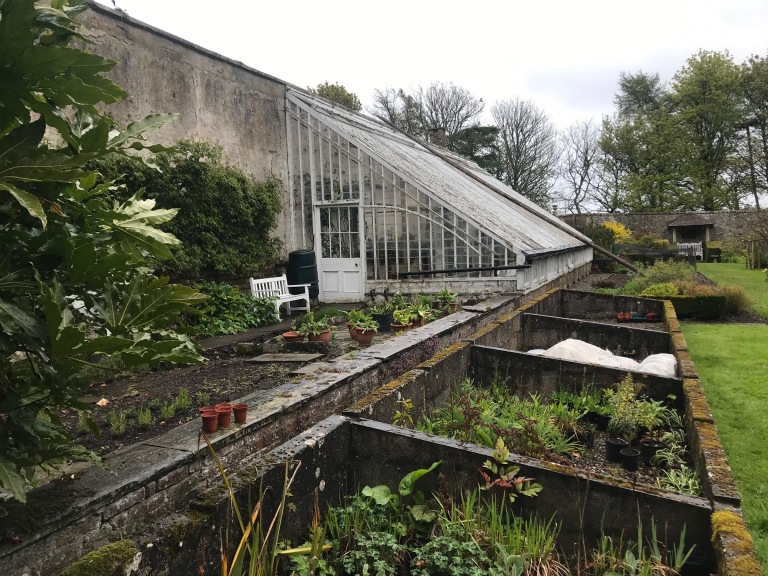 Listed greenhouse
